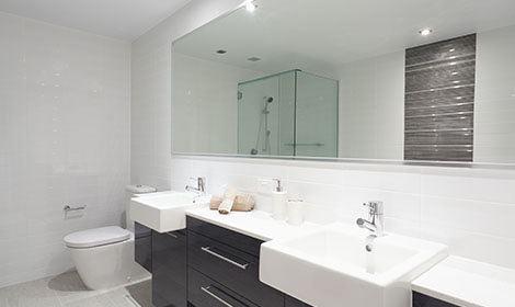 gerenoveerde badkamer in alkmaar